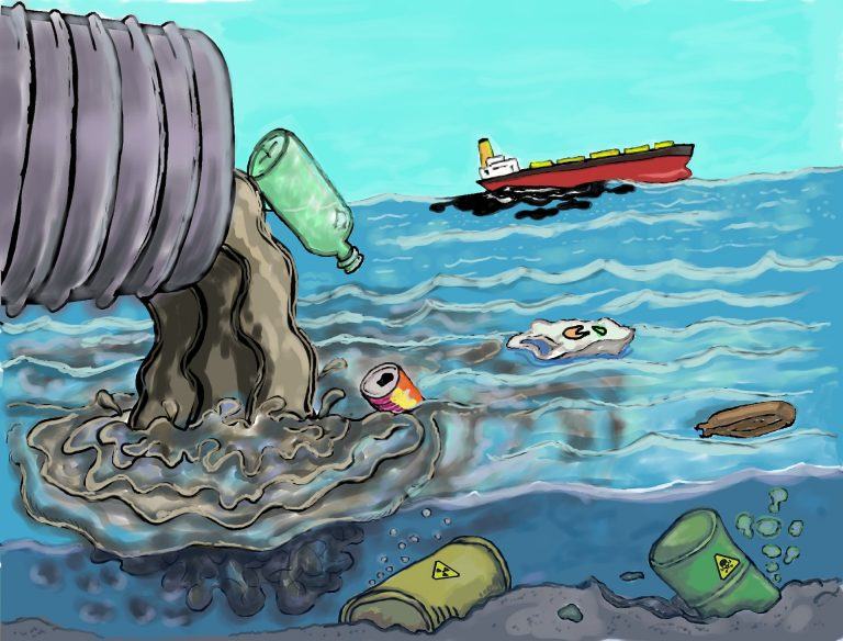 Water Scarcity and Water Pollution